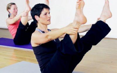 Beneficios que Pilates da a tus pies